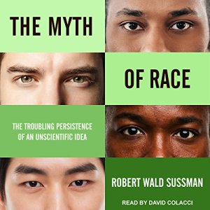 The Myth of Race audiobook cover art