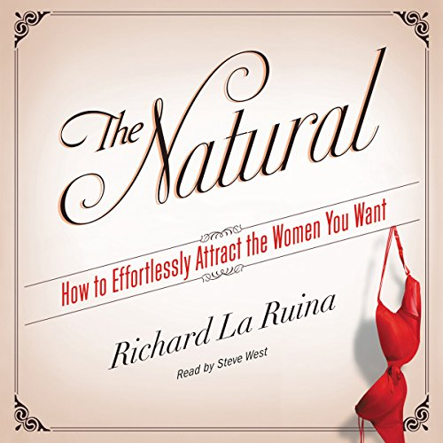 The Natural audiobook cover art