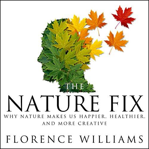 The Nature Fix audiobook cover art