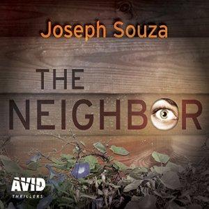 The Neighbor audiobook cover art