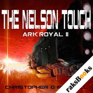 The Nelson Touch audiobook cover art