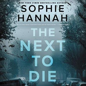 The Next to Die audiobook cover art