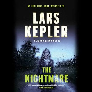 The Nightmare audiobook cover art