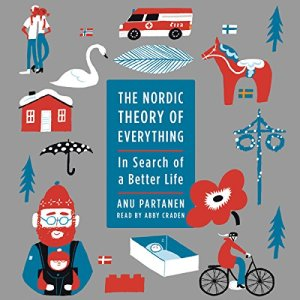 The Nordic Theory of Everything audiobook cover art