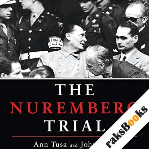 The Nuremberg Trial audiobook cover art