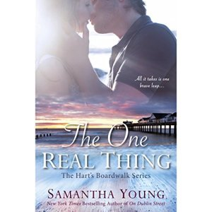 The One Real Thing audiobook cover art
