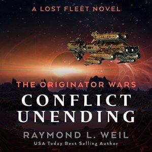 The Originator Wars: Conflict Unending audiobook cover art
