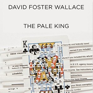 The Pale King audiobook cover art