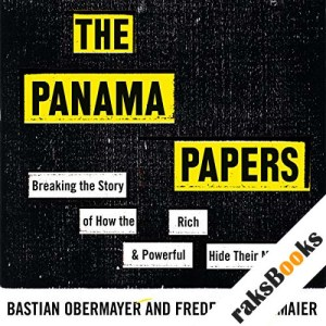 The Panama Papers audiobook cover art