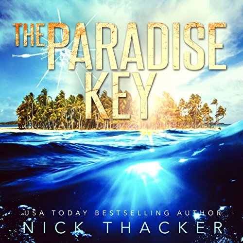 The Paradise Key audiobook cover art