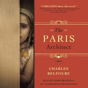 The Paris Architect audiobook cover art