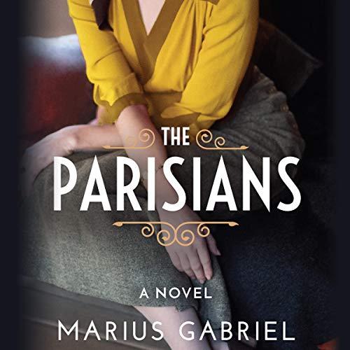 The Parisians audiobook cover art