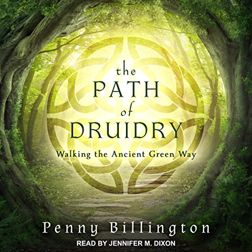 The Path of Druidry audiobook cover art