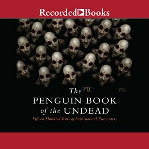 The Penguin Book of the Undead audiobook cover art
