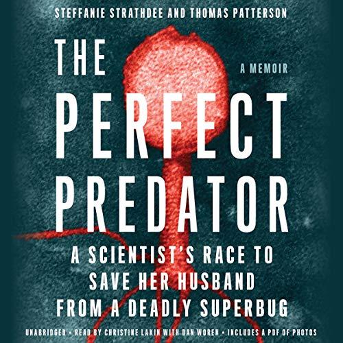 The Perfect Predator audiobook cover art