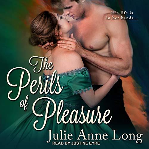 The Perils of Pleasure audiobook cover art