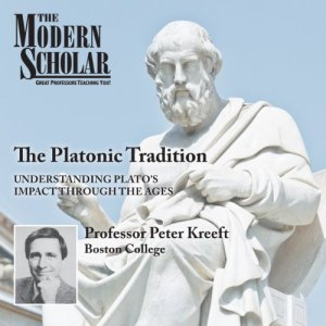 The Platonic Tradition audiobook cover art