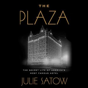 The Plaza audiobook cover art