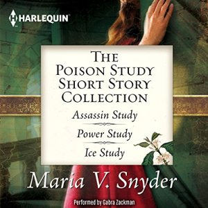 The Poison Study Short Story Collection audiobook cover art