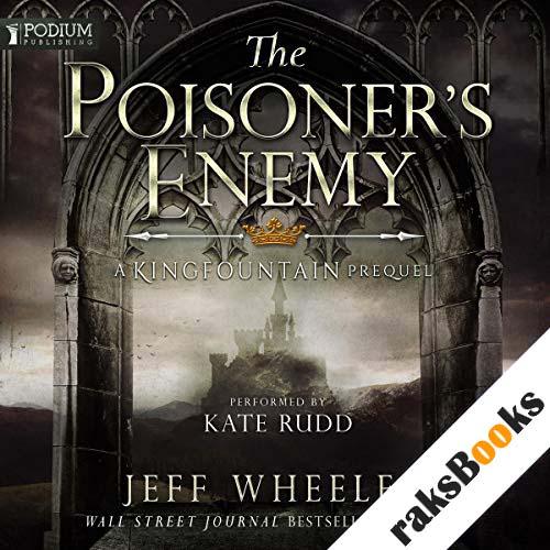 The Poisoner's Enemy audiobook cover art