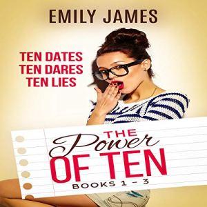 The Power of Ten audiobook cover art