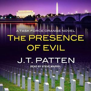 The Presence of Evil audiobook cover art