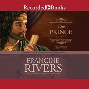 The Prince: Jonathan (Sons of Encouragement, Book 3) audiobook cover art