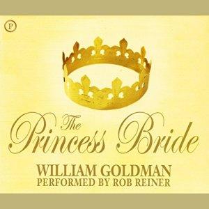 The Princess Bride audiobook cover art
