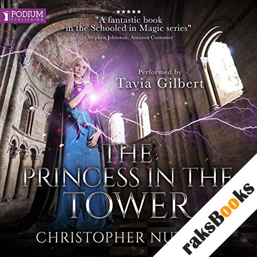 The Princess in the Tower audiobook cover art
