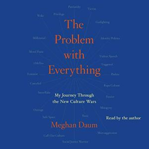 The Problem with Everything audiobook cover art