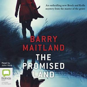 The Promised Land audiobook cover art
