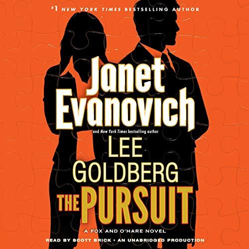 The Pursuit audiobook cover art