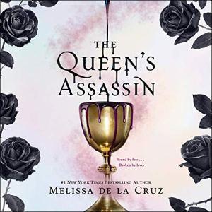 The Queen's Assassin audiobook cover art