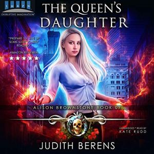 The Queen's Daughter audiobook cover art