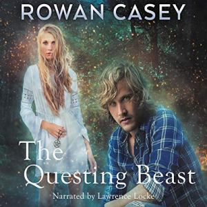 The Questing Beast audiobook cover art