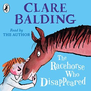 The Racehorse Who Disappeared audiobook cover art