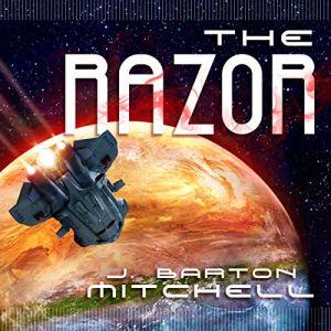 The Razor audiobook cover art
