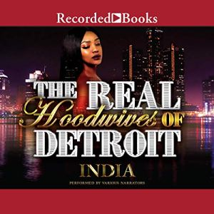 The Real Hoodwives of Detroit audiobook cover art