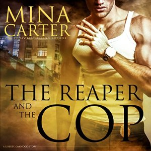 The Reaper and the Cop audiobook cover art
