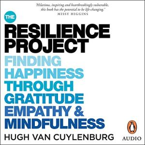 The Resilience Project audiobook cover art