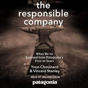 The Responsible Company audiobook cover art