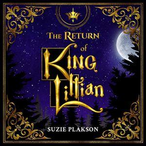 The Return of King Lillian audiobook cover art