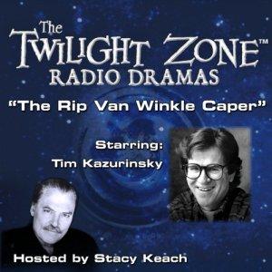 The Rip Van Winkle Caper audiobook cover art