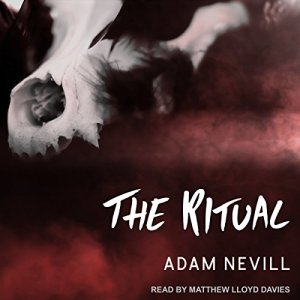 The Ritual audiobook cover art