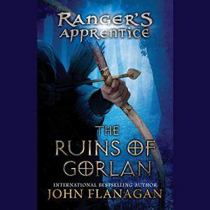 The Ruins of Gorlan audiobook cover art