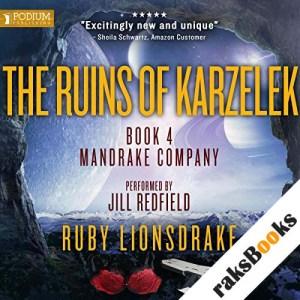 The Ruins of Karzelek audiobook cover art