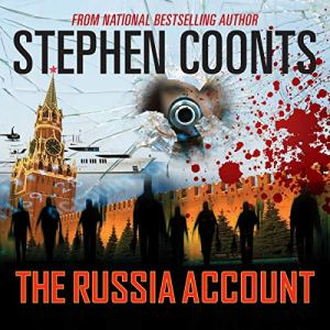 The Russia Account audiobook cover art