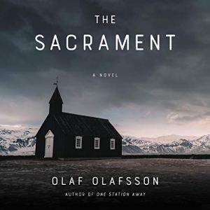 The Sacrament audiobook cover art