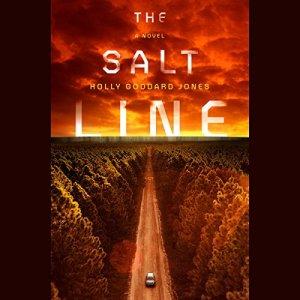 The Salt Line audiobook cover art
