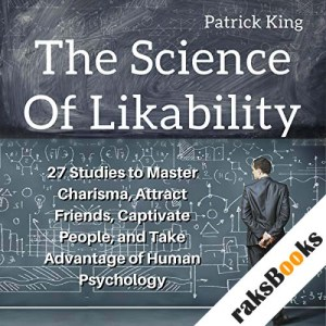 The Science of Likability audiobook cover art